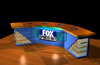 FOX sportsbeat TV desk
