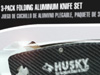 Husky Folding Utility Knives