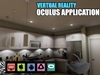 Virtual Reality Kitchen Design for Oculus Device